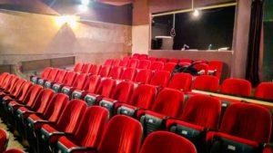 La sala del Teatro Nuovo Sala Gassman