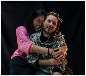 Angelo e Yang (ph Stefano Rosselli)
