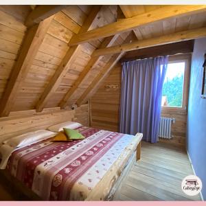 Dolomiti Village: la camera da letto