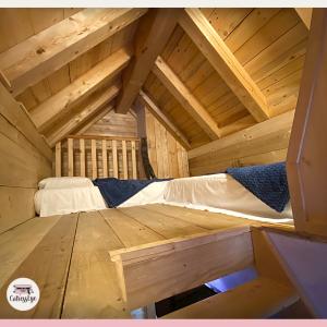 Dolomiti Village: il sottotetto